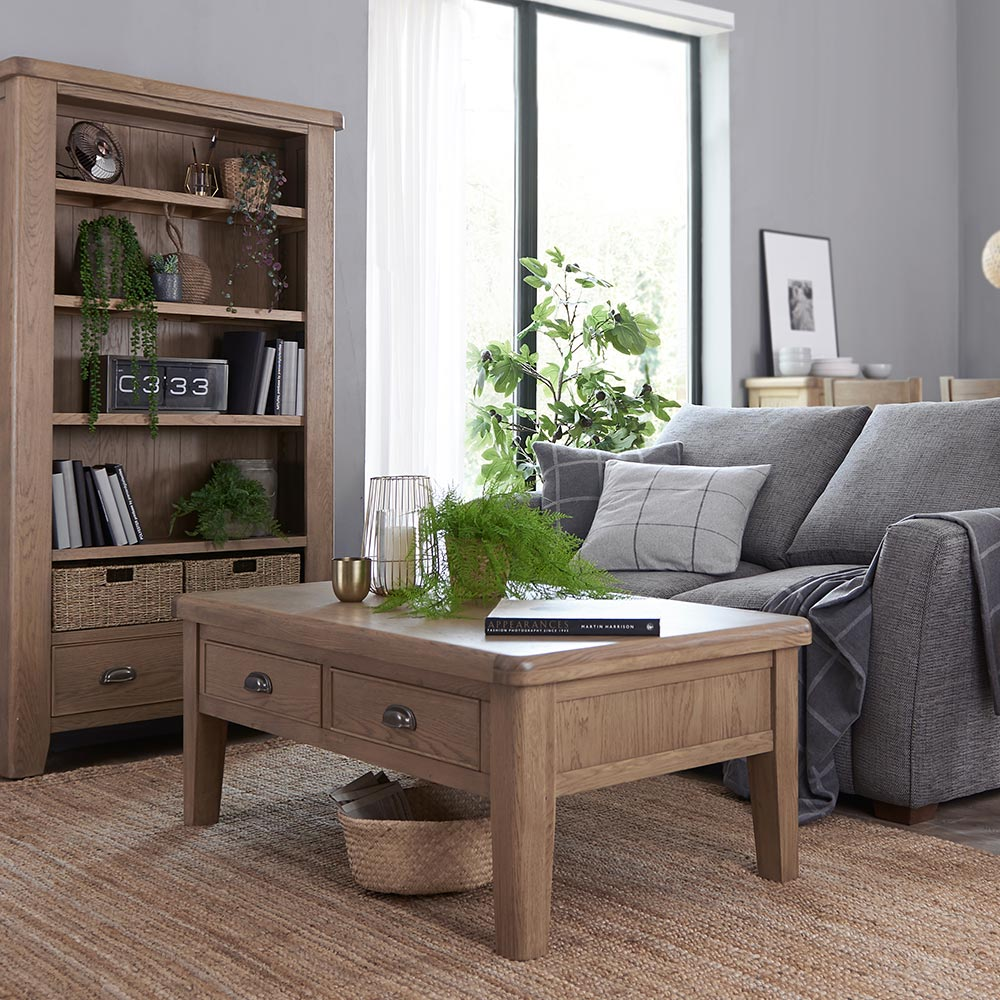 Chatsworth Oak Living Room Furniture