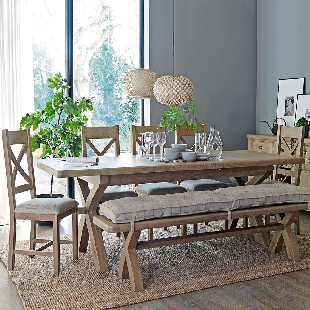 Chatsworth Oak Dining Room Furniture