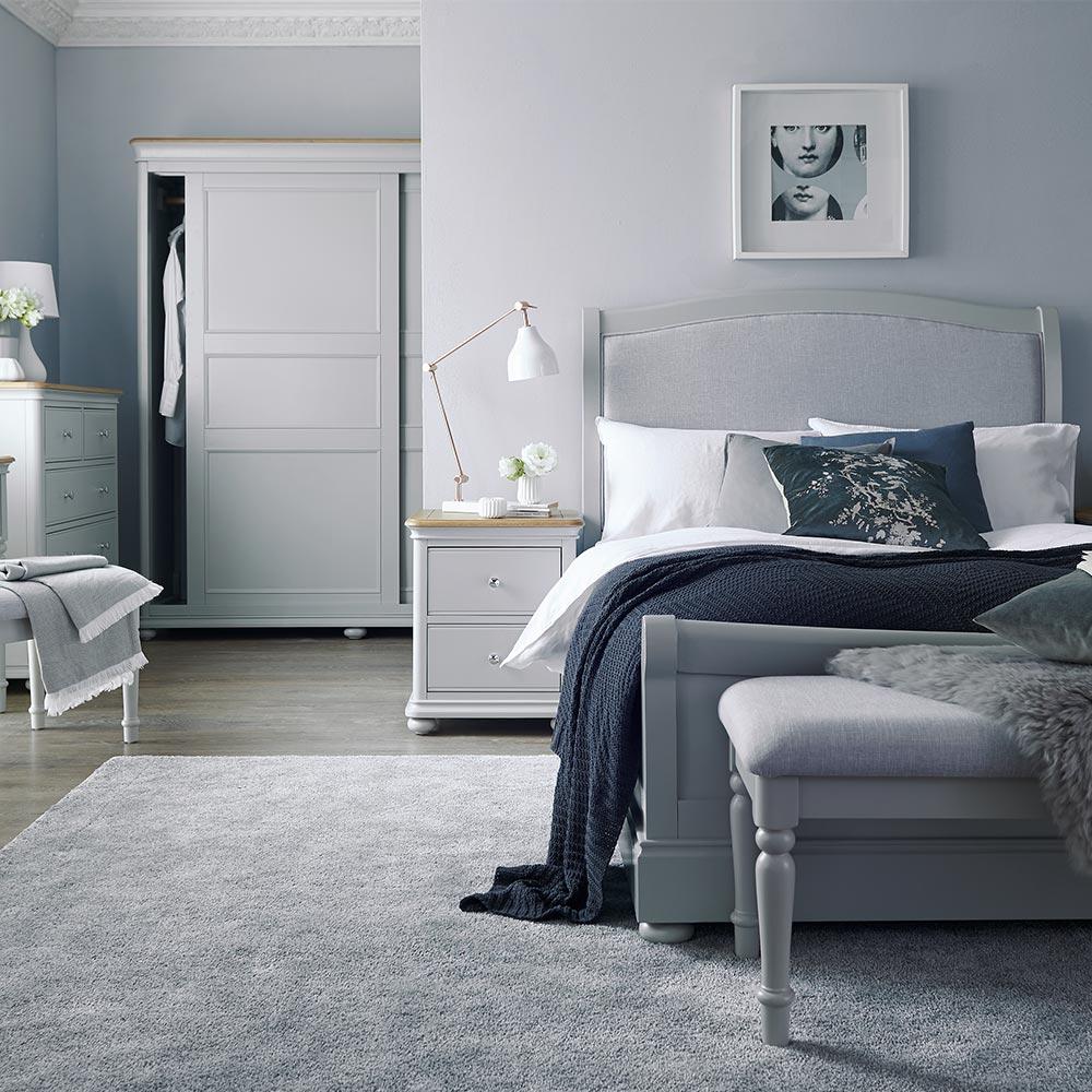 Chelsea Grey Bedroom Furniture