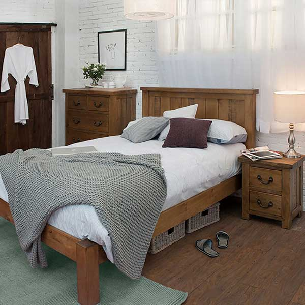 Cotswold Rustic Pine Bedroom Furniture