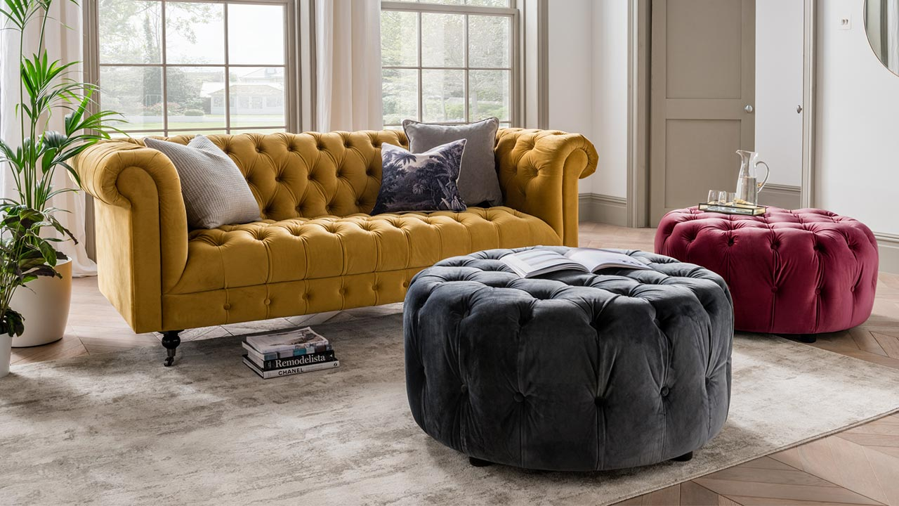 Darby Chesterfield Sofas