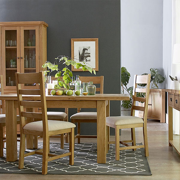 Harewood Oak Dining Room