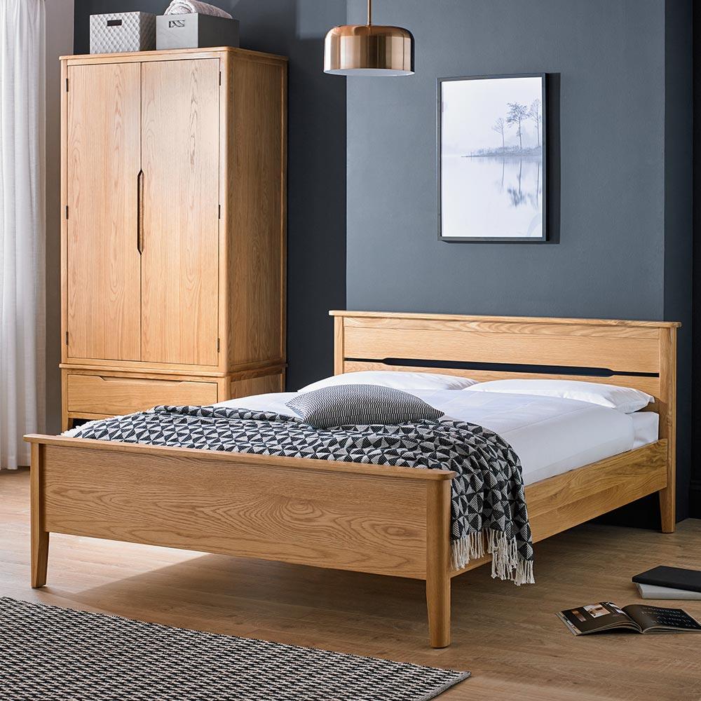 Copenhagen Oak Bedroom Furniture