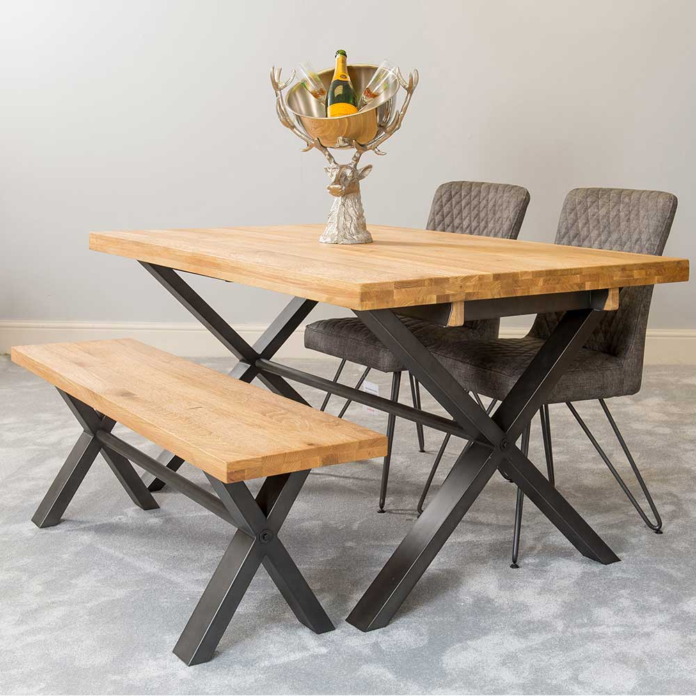 Harmony Oak Dining Room Furniture