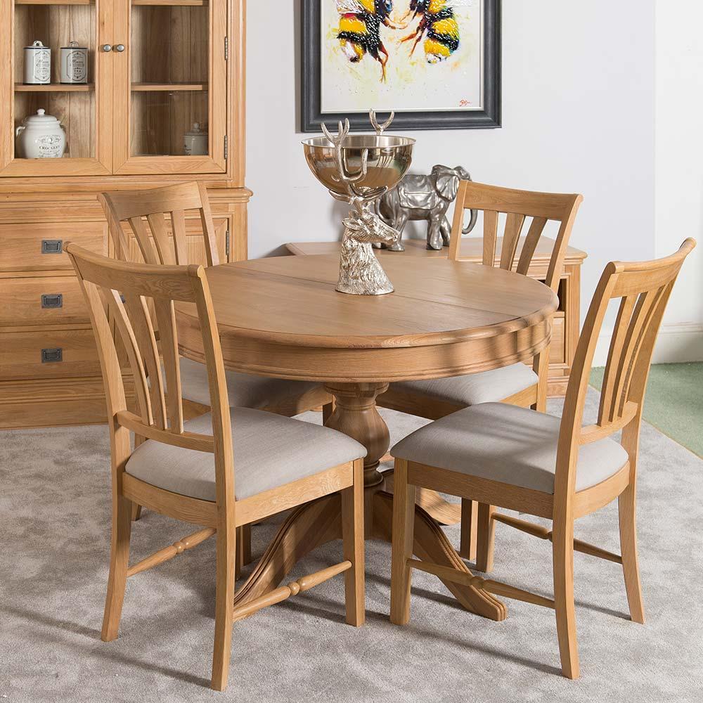 Lyon Oak Dining Room Furniture
