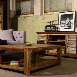 Mary Rose Reclaimed Furniture