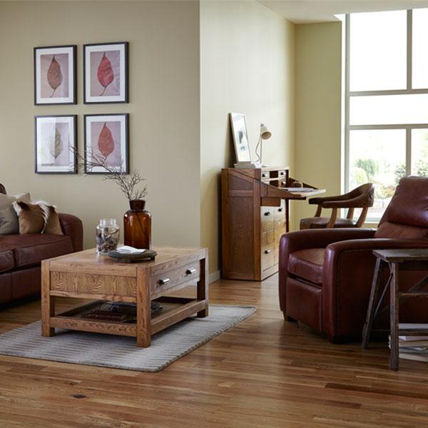 Montana Oak Living Room Furniture