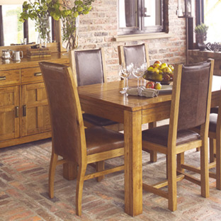 Montana Oak Furniture