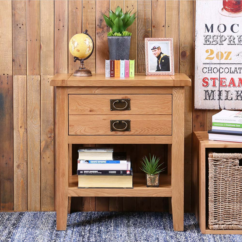 New Hampshire Oak Living Room Furniture