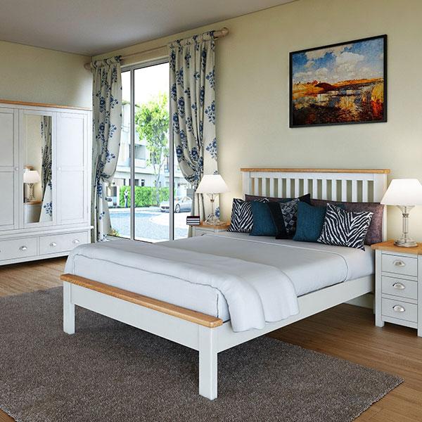 Portman Cream Bedroom Furniture