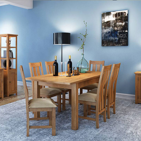 Portman Oak Dining Room Furniture