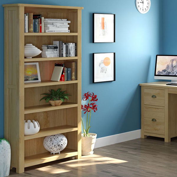 Portman Oak Living Room Furniture