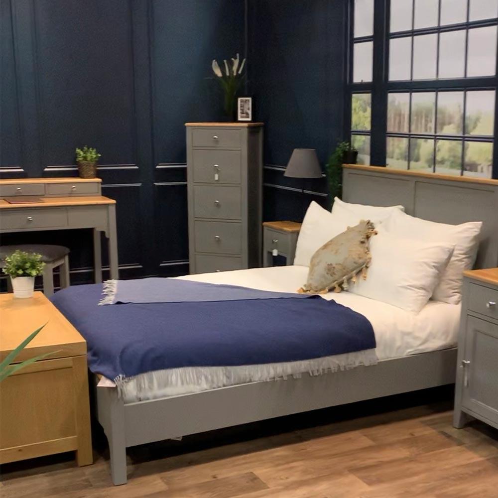 Sussex Grey Bedroom Furniture