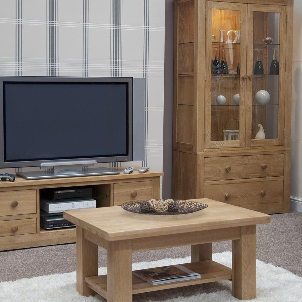 Torino Solid Oak Furniture