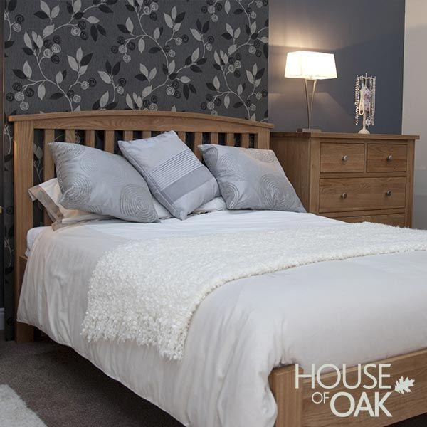 Scandic Oak Bedroom Furniture