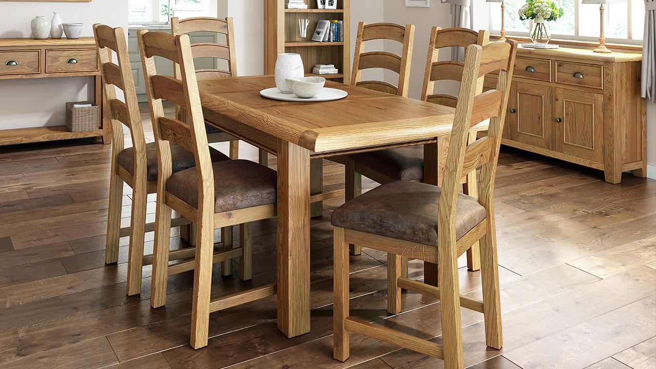 Windsor Oak Dining Room