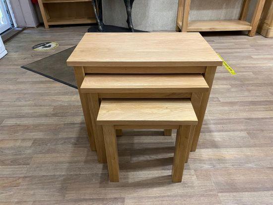 Aspen Oak Nest of Tables