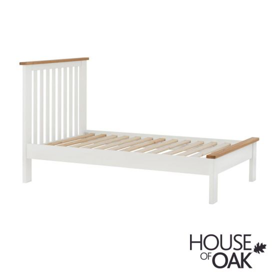 Portman Painted 3ft Single Bed in White