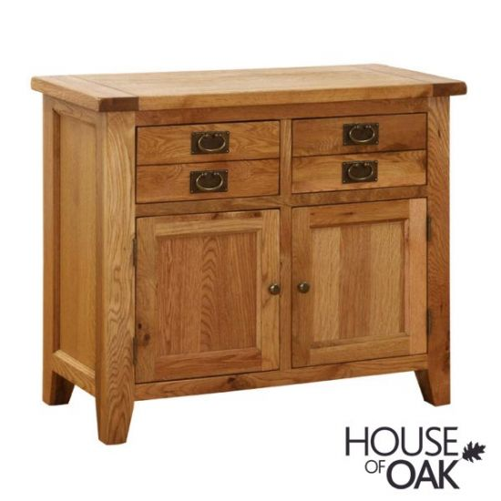 New Hampshire Oak Small Sideboard