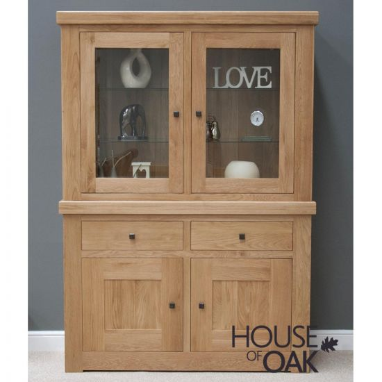 Manor Oak Small Dresser