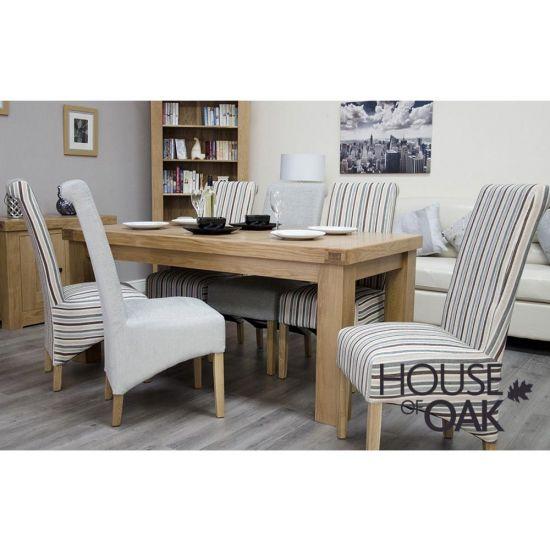 Manor Oak 6FT x 3FT Table
