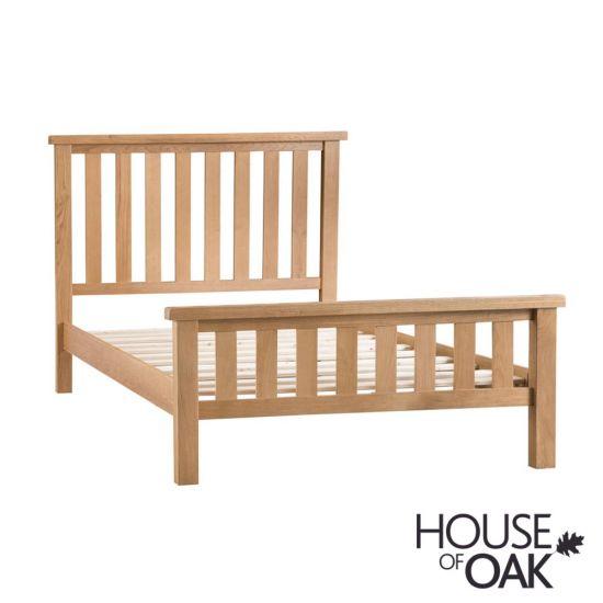 Harewood Oak 5FT King Size Bed
