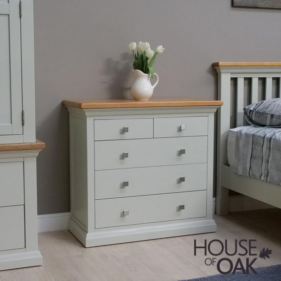 Cotswold Moonlight 2 Over 3 Chest of Drawers