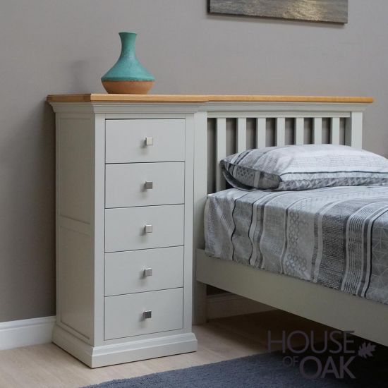 Cotswold Moonlight 5 Drawer Chest
