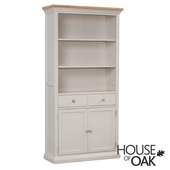 Cotswold Moonlight Large Bookcase