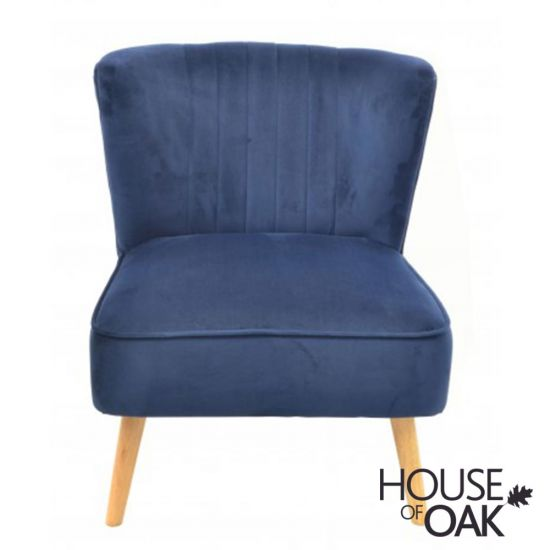 Cromarty Chair - Navy