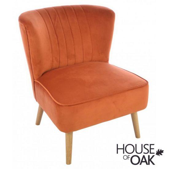 Cromarty Chair - Pumpkin