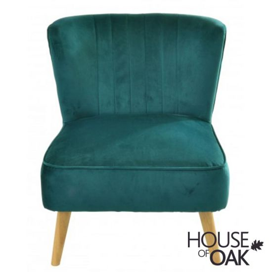 Cromarty Chair - Teal