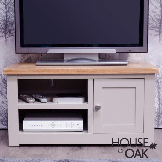 Diamond Grey 1 Door TV Cabinet