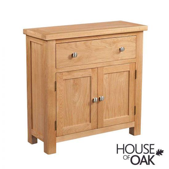 Keswick Oak Compact Sideboard