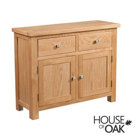 Keswick Oak 2 Door 2 Drawer Sideboard