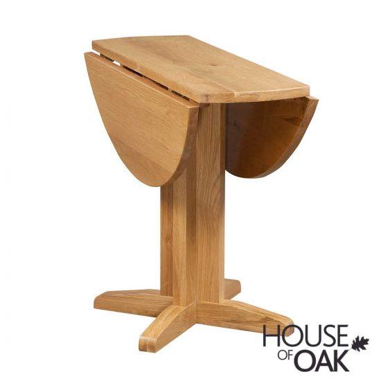 Keswick Oak Drop Leaf Table