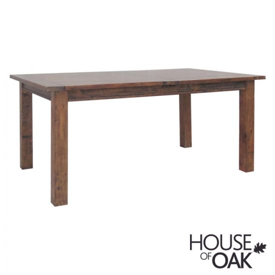 Driftwood Reclaimed Pine Large Extending Table