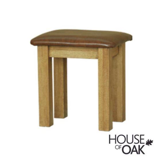 Paris Solid Oak Bedroom Stool