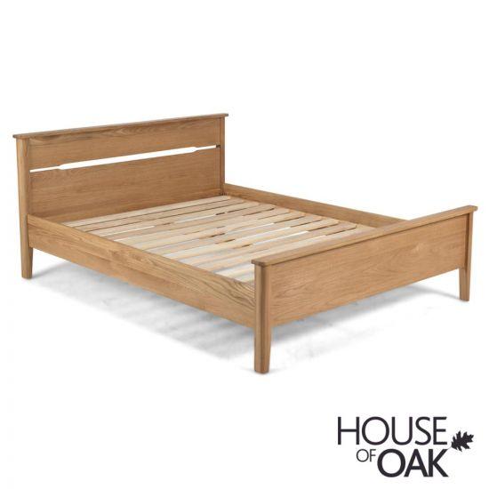 Copenhagen Oak 4FT 6'' Double Bed