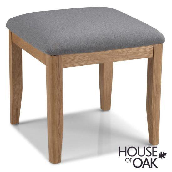 Copenhagen Oak Bedroom Stool