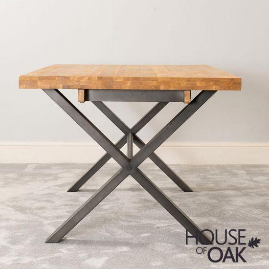 Harmony Oak - 150cm Dining Table