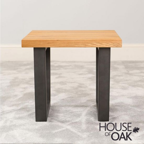 Harmony Oak - Lamp Table