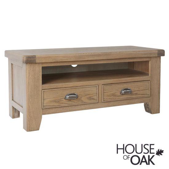 Chatsworth Oak Standard TV Cabinet