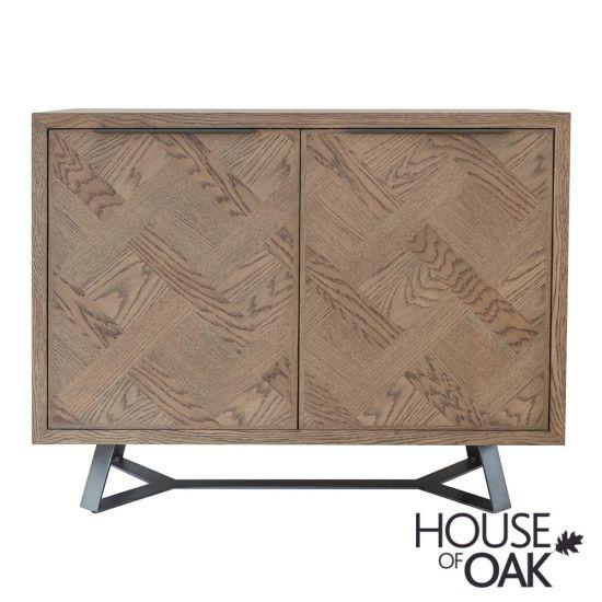 Parquet Oak 2 Door Sideboard