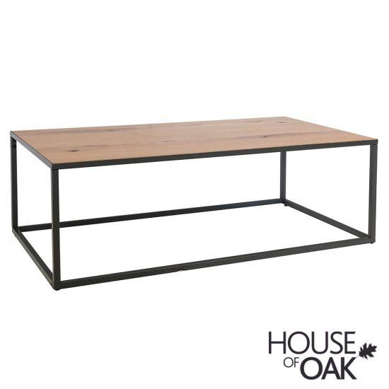 Fusion Oak Large Coffee Table