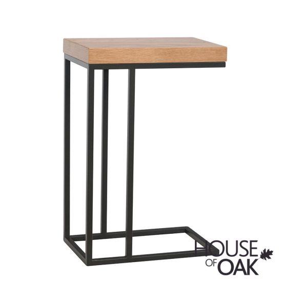 Fusion Oak Sofa Table