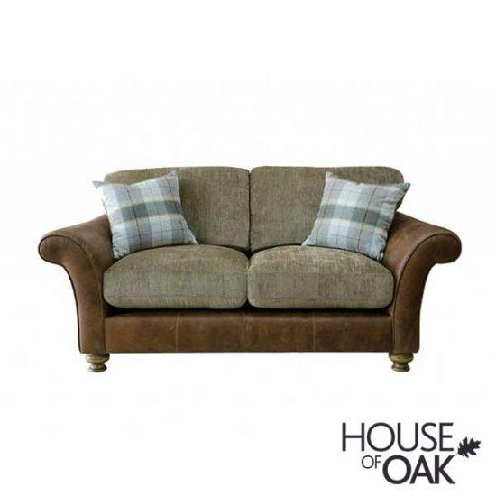 Alexander & James Lawrence 2 Seater Standard Back Sofa - Option 1
