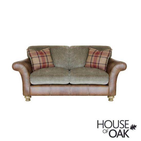 Alexander & James Lawrence 2 Seater Standard Back Sofa - Option 2