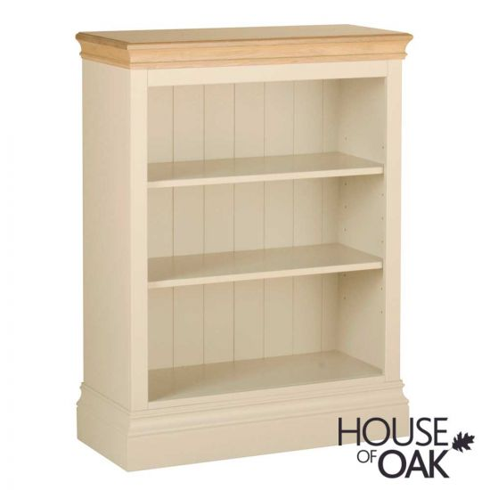Ambleside Small Bookcase in Ivory