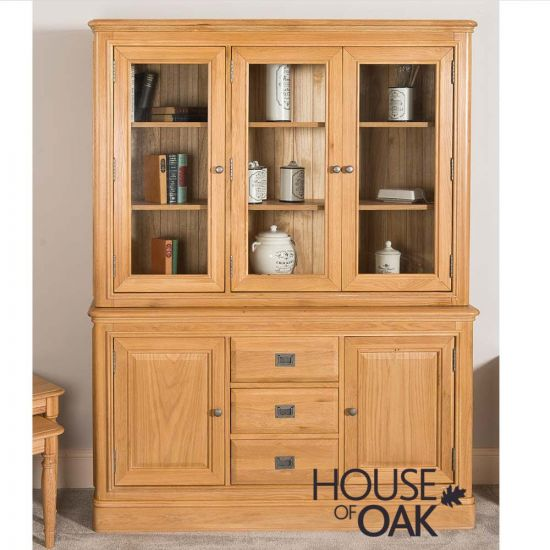 Lyon Oak Large Dresser